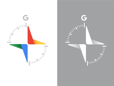 True North: Cardinal Points cardinal points magnetic north true north north branding icon mountins map needle compass logo