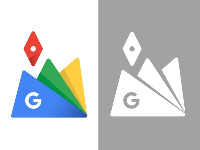 True North: Mountains magnetic north true north north branding icon mountins map needle compass logo