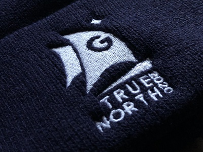 True North: Sails north star boat sails magnetic north true north north branding icon mountins map needle compass logo