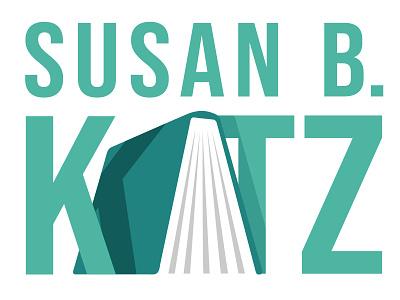Susan Katz: A as a Book book cover pages logo branding writer author