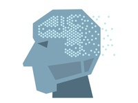 A.I. icon 5