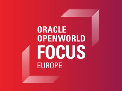 OOW Focus logo: Brackets