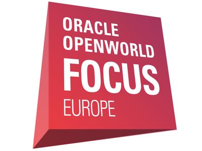 OOW Focus logo: 3D