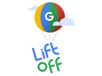Google Lift Off Conference (Balloon)