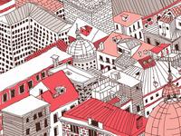 City Illustration I