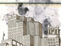 City Illustration V