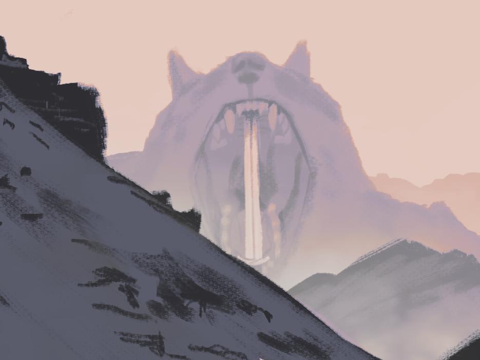 The Binding of Fenrir illustration