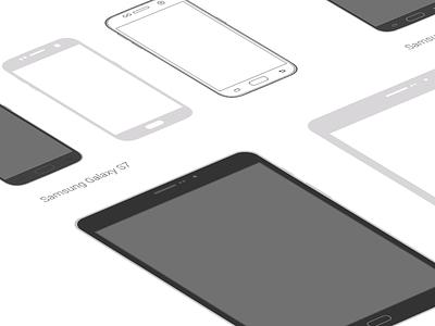 Samsung Device Mockups samsung device mockups device mockups