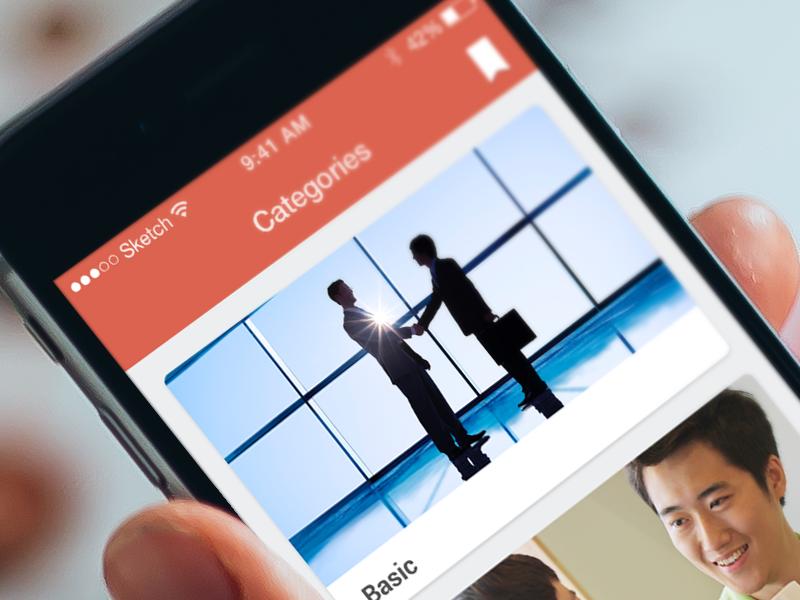Learn Mandarin App mobile learning mobile ios