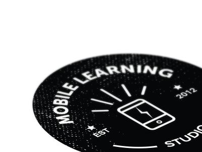 Mobile Learning Logo branding team learning mobile logos