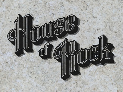 Logo House of Rock