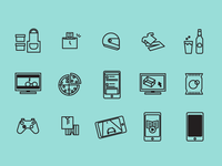 daily icons, dude version #2