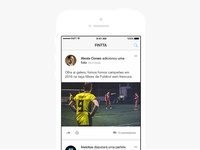 Newsfeed | iOS