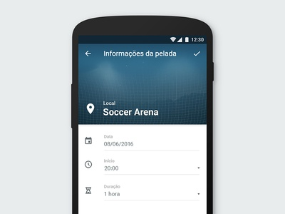 Soccer Match Group   Android App