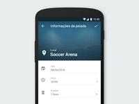 Soccer Match Group | Android App