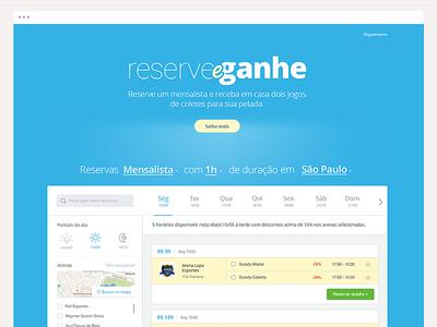 Online Venue Booking
