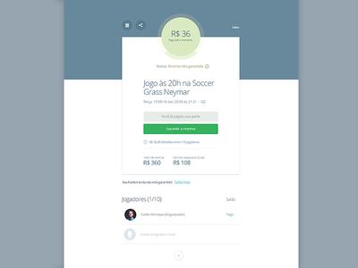 Split Payment - Online Booking