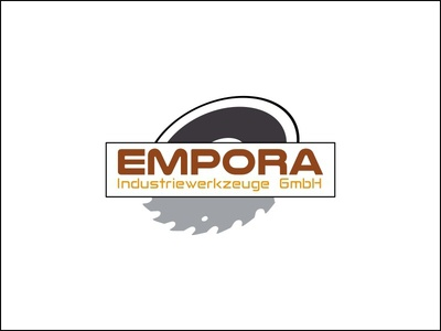 empora grinding industrial saw blade industry tools industry design logodesign logo