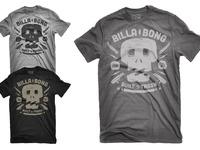Billabong skull all
