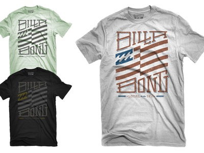 Billabong National T-Shirt billabong halftone def apparel