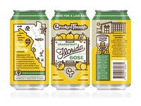 Crooked Thumb Brewery - Florida Grapefruit Gose