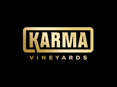 Karma Vineyards Rebrand