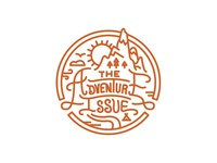 5280 Magazine Adventure Issue Stamp Icons
