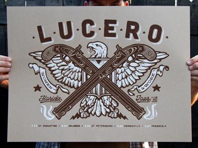 Lucero brown dribbble
