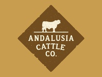Andalusia Cattle Co. Main Branding