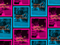 Wander Surfboards - Posters