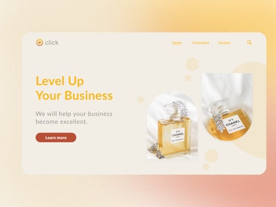 Landing Page Product Photography Service exploration uxdesign website design product design photography landing page design landing page uidesign