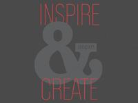 Inspire & Create