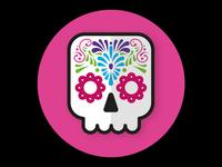 Sugar Skull - Mexico