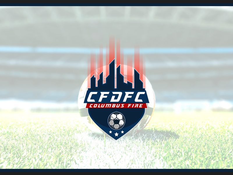 FC Columbus Fire logo adobe illustrator
