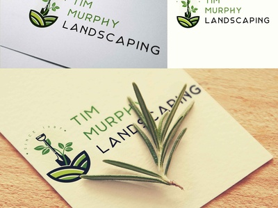 Landscape Design graphic design art animation minimal design icon vector illustration branding logo