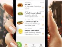 Foodtweeks iOS App Release