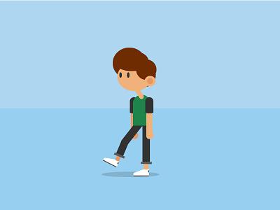Toon_002 illustrator animate 2d toon flat
