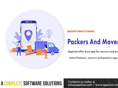 PACKERS AND MOVERS APP mobileappdevelopment packersandmoversapp packersapp