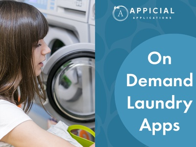 How to Develop an on Demand Laundry App mobileappdevelopment ondemandservicesapp laundryapp