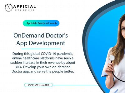 OnDemand Doctor App Development doctor app mobileappdevelopment ondemandapp ondemanddoctorapp