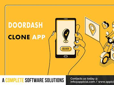 DooDash Clone App clone app doordascloneapp mobileappdevelopment