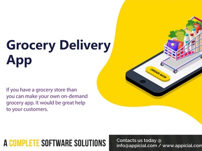 Grocery Delivery App mobileappdevelopment grocerydeliveryapp