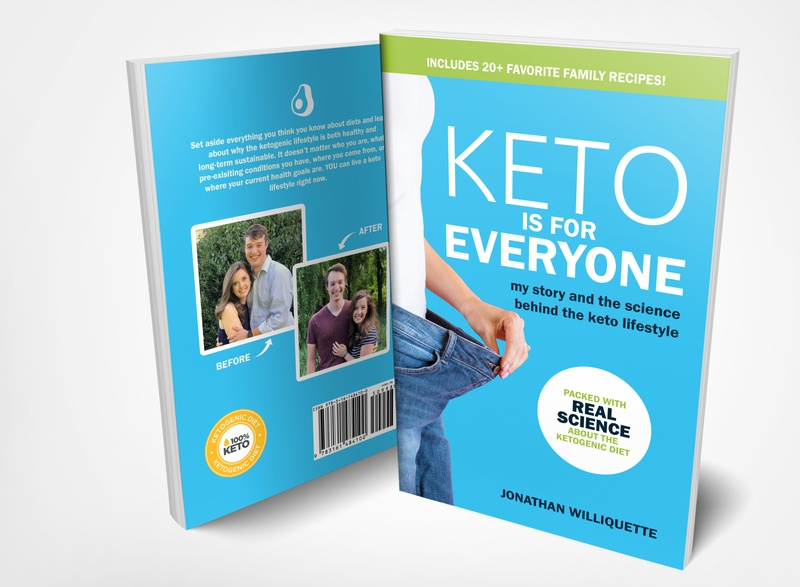 """Keto is for Everyone"" Book Cover Art graphic design ebook cover branding book cover design design book cover art book cover"