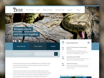Wildlife Sanctuary Home Page