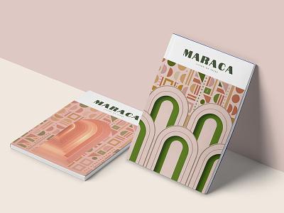 Maraca Mag 1.0 branding design editorial illustration print editorialdesign branding brand identity artdirection bocetandostudio aesthetic typography