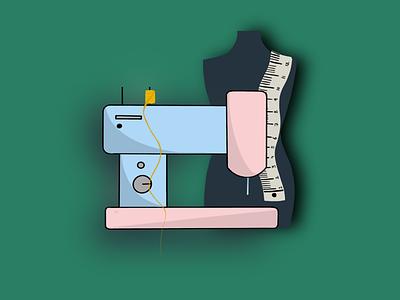 Icon(fashion) illustration art design
