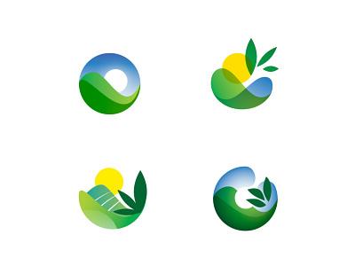 Logo AfriCann  BioPharma identity logomark logodesigner branding logo
