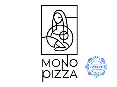 Mono Pizza monalisa pizza