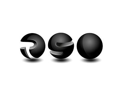 RSO logo sign mark logodesigner logo o s r