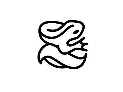 Lizard  + L l logo